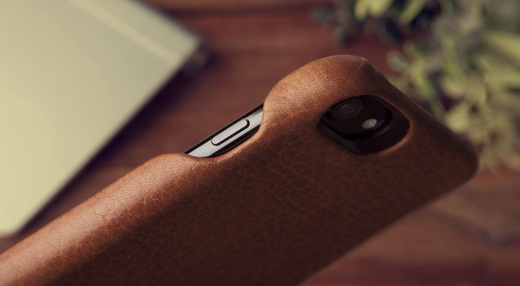 Grip iPhone 8 Leather case 7