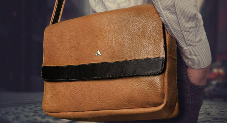 Beautiful Leather Messenger Bags