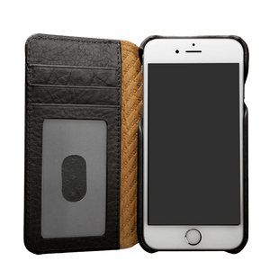 Wallet + iPhone 6/6s Plus Leather Case