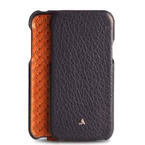 Top iPhone X Leather Case