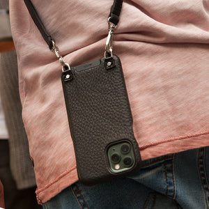 Crossbody iPhone 11 Pro Max necklace case