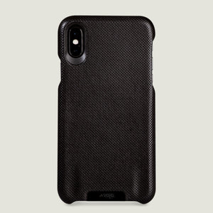 Grip - iPhone X Leather Case - Vajacases