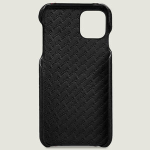 Grip GT iPhone 11 Pro Max leather case - Vaja