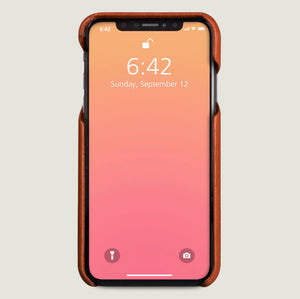 Grip - iPhone 9 Leather Case - Vajacases