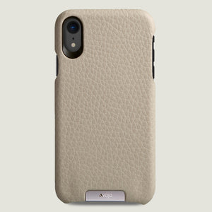 Grip - iPhone Xr Leather Case