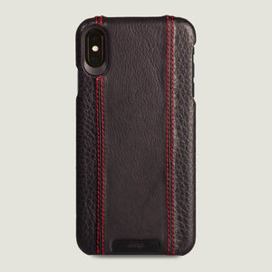 Grip GT - iPhone X / iPhone Xs leather case - Vajacases