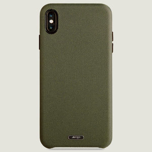 Cordura Fabric Grip iPhone Xs Max Case