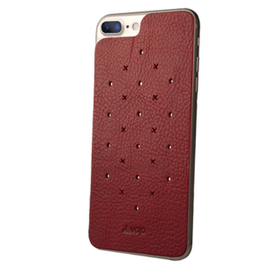 Leather Back for iPhone 7 Plus