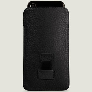 Pouch iPhone XS Max Leather Cases
