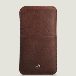 Leather Pouch for iPhone X / iPhone Xs