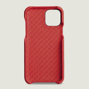 Rider Grip iPhone 11 Pro leather case - Vaja