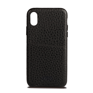 AA+ Slim Grip ID - iPhone 8 Leather Case with Card slot - Vajacases