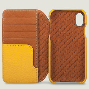 Wallet - iPhone Xs Max Wallet Leather Case