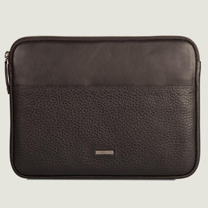 "iPad Pro 11"" Zippered Leather Pouch"