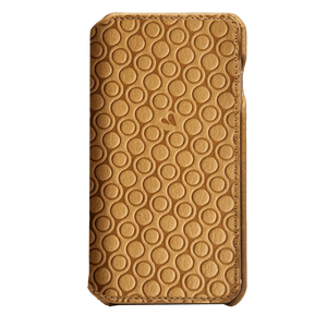 iPhone 6/6s Plus - Embossed Leather Agenda
