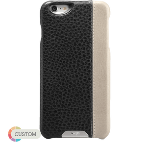 Customizable Grip LP - Premium iPhone 6 Plus/6s Plus Leather Case