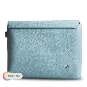 Customizable iPad Leather Sleeve 9.7""