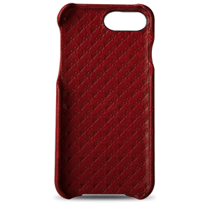 iPhone 7 Plus Quilted Leather Case