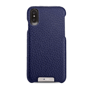 Grip iPhone X / iPhone Xs Leather Case