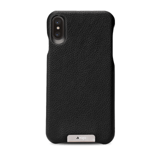 Grip iPhone X Leather Case