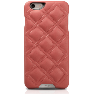 Quilted iPhone 6/6s Plus Leather Case