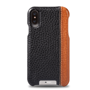 iPhone X Leather Case Grip LP