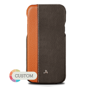 Customizable Top LP iPhone X / iPhone Xs Leather Case
