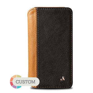 Customizable Wallet LP iPhone X / iPhone Xs Leather case