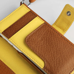 Lola XO - iPhone 6/6s leather Wallet with detachable case