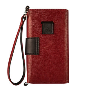 Lola XO - iPhone 7 Wristlet Leather wallet case