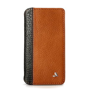 Wallet LP iPhone 8 leather case - Vajacases