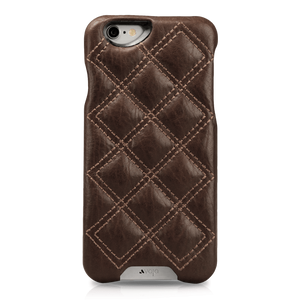 Grip Matelassé - Quilted iPhone 6/6s Leather Cases