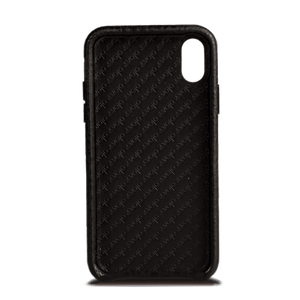 Slim Grip iPhone X Leather Case
