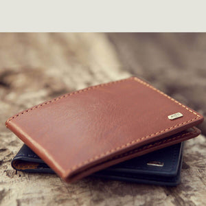 Slim Premium Leather Wallet