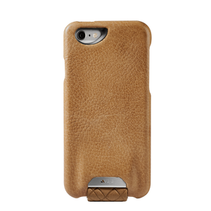 iPhone 6/6s - Embossed Top Leather Case