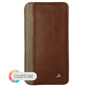 Customizable Wallet LP iPhone 7 Plus & iPhone 8 Plus leather case