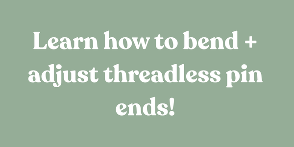How to insert a threadless end text