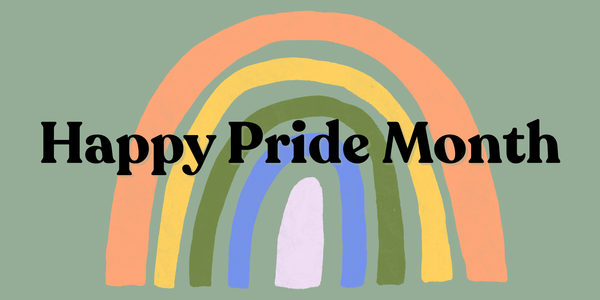 Happy Pride Month