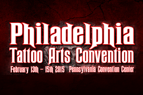 On Location At the Philadelphia Tattoo Convention