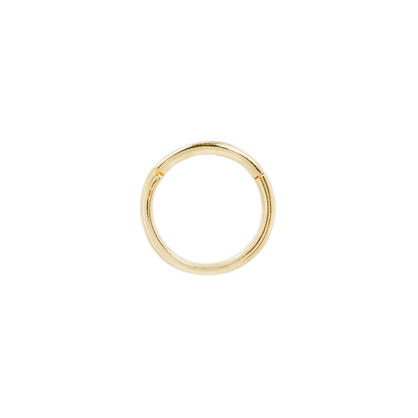 Classic Clicker - Plated 14kt Yellow Gold