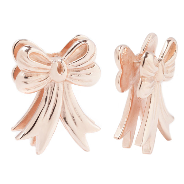 Rose Gold Plated Ribbon Weight