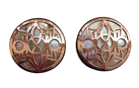 Indah Moon Rose Gold Plug