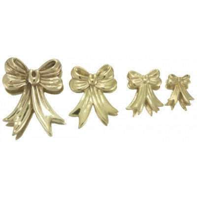 Brass Ribbon Weight