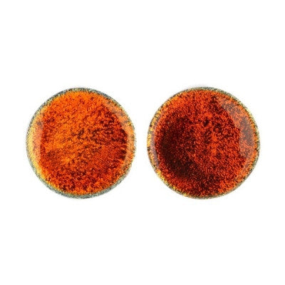 Blood Orange Dichro Plugs