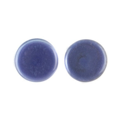 Purple Glass Plugs