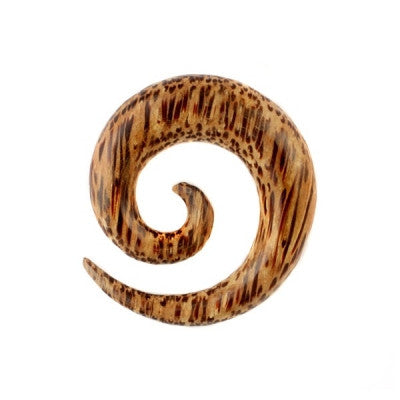 Spiral in Coco Wood