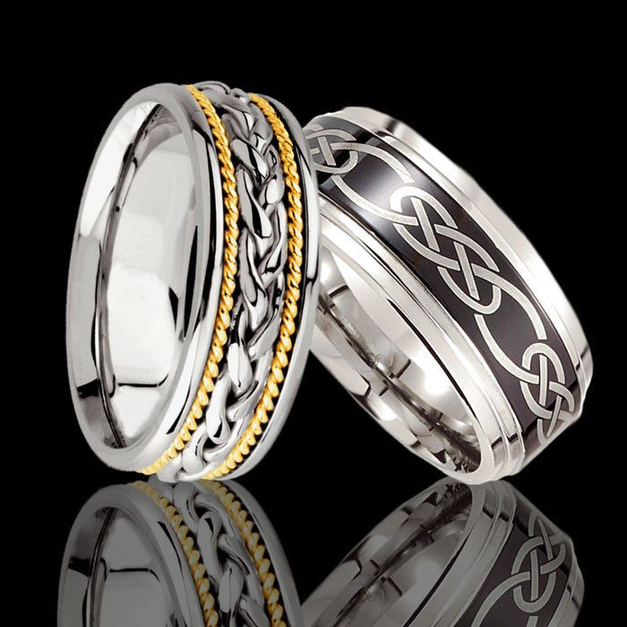 The History of the Wedding Band
