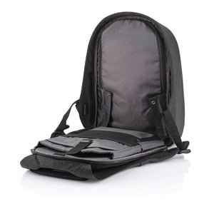 Bobby Hero Regular Mochila Antirrobo, Negra