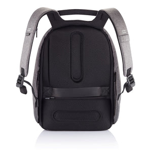 Bobby Hero Regular Mochila Antirrobo, Gris