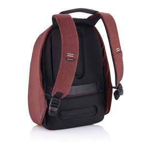 Bobby Hero Regular Mochila Antirrobo, Roja